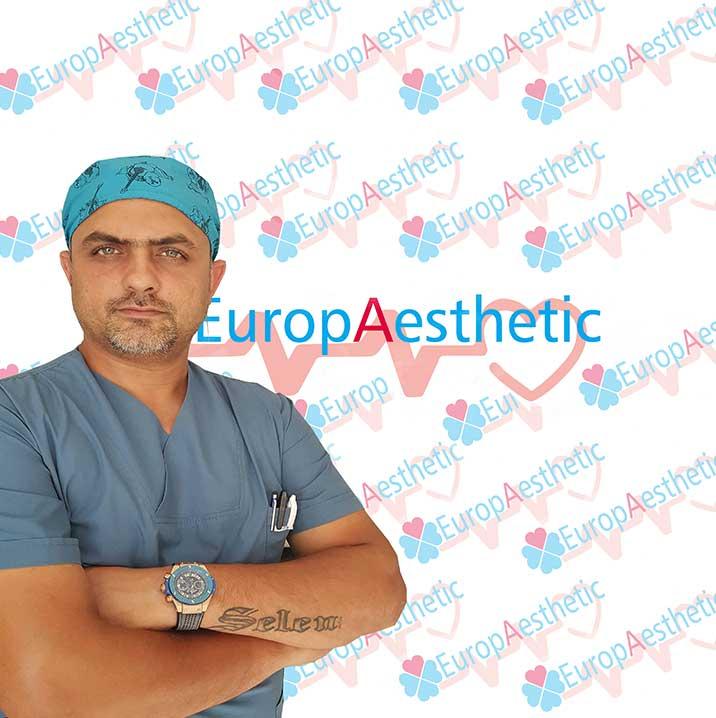 Umut Yükselen-Trichologist-Hair Transplant Expert